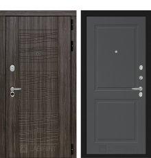 Дверь Лабиринт Сканди 11 - Графит софт