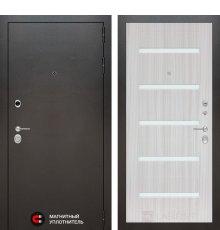 Дверь Лабиринт SILVER 01 - Сандал белый