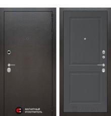 Дверь Лабиринт SILVER 11 - Графит софт