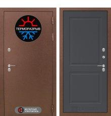 Дверь Лабиринт Термо Магнит 11 - Графит софт