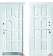 Двери Белоруссии М707 Белый супермат