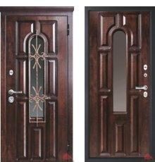 Двери Белоруссии М60 Дуб темный