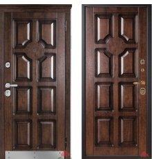 Двери Белоруссии М707/2 Дуб темный