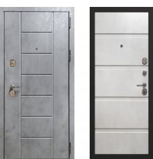 Двери Берсеркер Flat Stout X41 фото