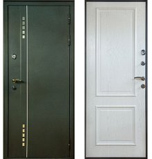 Дверь Voldoor Манхэттен №1 Дуб ивори фото