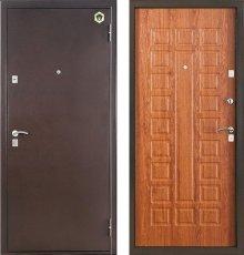 Дверь Бульдорс 13 Дуб золотистый А-3 фото