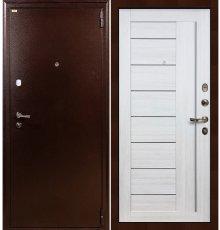 Дверь Лекс 1А / Верджиния Беленый дуб (панель №38) фото