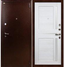 Дверь Лекс 1А / Баджио Беленый дуб (панель №47) фото