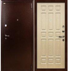 Дверь Лекс 1А / Беленый дуб (панель №28) фото