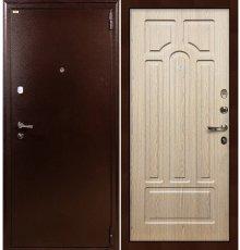 Дверь Лекс 1А / Беленый дуб (панель №25) фото