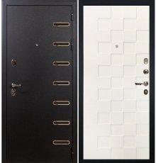 Дверь Витязь / Квадро Белая шагрень (панель №71)