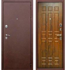 Дверь Снедо Трое РФ 3К Винорит Грецкий орех фото
