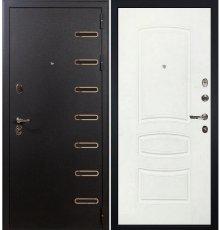 Дверь Витязь / Белая шагрень (панель №68)