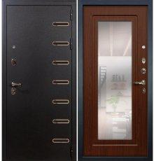 Дверь Витязь / с зеркалом Береза мореная (панель №30)