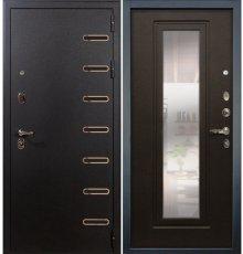 Дверь Витязь / с зеркалом Венге (панель №22)