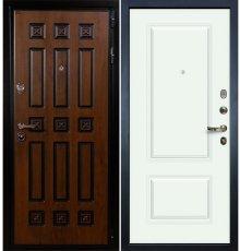 Дверь Гладиатор Винорит / Вероника Белая эмаль (панель №55)