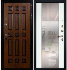 Дверь Гладиатор Винорит / Стиль Белый экошпон (панель №61)