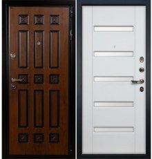 Дверь Гладиатор Винорит / Белый ясень (панель №34)