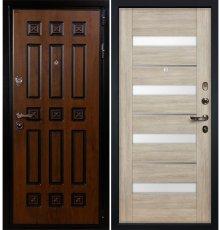 Дверь Гладиатор Винорит / Сицилио Ясень кремовый (панель №48)