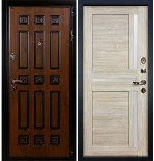 Дверь Гладиатор Винорит / Баджио Кремовый ясень (панель №49)