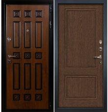 Дверь Гладиатор Винорит / Энигма Орех (панель №57)