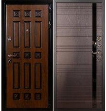 Дверь Гладиатор Винорит / Ясень шоколадный (панель №31)