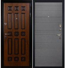 Дверь Гладиатор Винорит / Графит софт (панель №70)