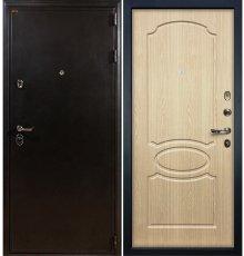 Дверь Колизей / Беленый дуб (панель №14)