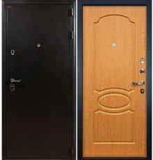 Дверь Колизей / Дуб натуральный (панель №15)