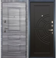 Дверь Легион Сандал серый / Венге (панель №43)