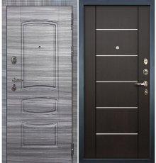 Дверь Легион Сандал серый / Венге (панель №24)