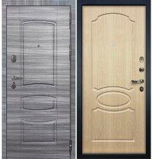 Дверь Легион Сандал серый / Беленый дуб (панель №14)