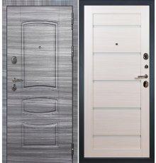 Дверь Легион Сандал серый / Клеопатра Беленый дуб (панель №58)