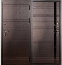 Дверь Легион Ясень шоколадный / Ясень шоколадный (панель №31)