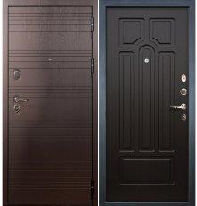 Дверь Легион Ясень шоколадный / Венге (панель №32)
