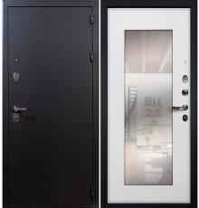 Дверь Рим / с зеркалом Белый ясень (панель №37)