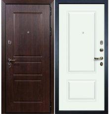 Дверь Сенатор Винорит / Вероника Белая эмаль (панель №55)