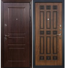 Дверь Сенатор Винорит / Голден патина (панель №33)