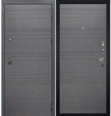 Дверь Сенатор 3К Графит софт / Графит софт (панель №70)