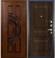 Дверь Спартак CISA / Алмон 28 (панель №60)