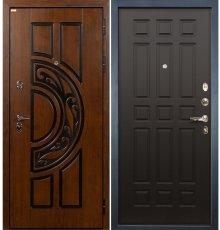 Дверь Спартак CISA / Венге (панель №29)