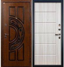 Дверь Спартак CISA / Сандал белый (панель №42)