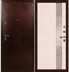 Дверь Цезарь 5А / Новита Беленый дуб (панель №52)
