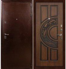 Дверь Цезарь 5А / Голден патина (панель №27)
