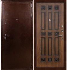 Дверь Цезарь 5А / Голден патина (панель №33)