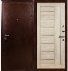 Дверь Цезарь 5А / Верджиния Кремовый ясень (панель №40)