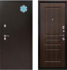 Дверь Цербер 11 термо Грецкий орех