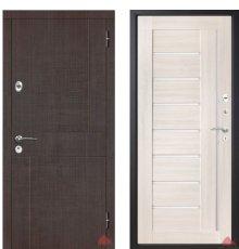 Входная дверь Палермо-V венге темный
