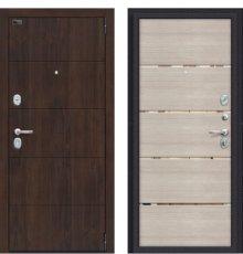 Дверь Браво Porta S 4.П50 (IMP-6) В НАЛИЧИИ Almon 28/Cappuccino Veralinga фото