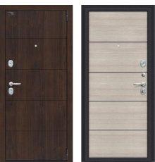 Дверь Браво Porta S 4.П50 (AB-6) Almon 28/Cappuccino Veralinga